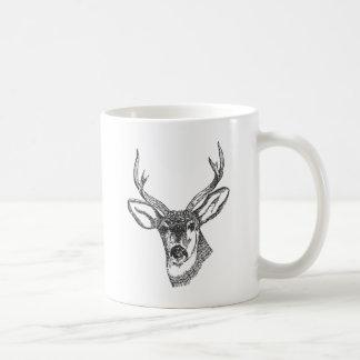 Ciervos Taza De Café
