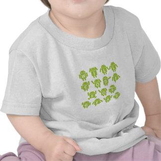 Cifrará para el engranaje (el analista de camiseta
