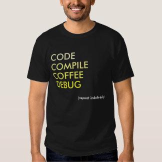 Cifre compilan el café eliminan errores de la camisas
