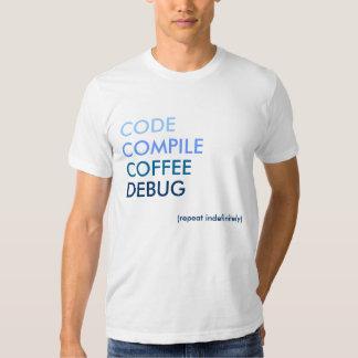 Cifre compilan el café eliminan errores de la remeras