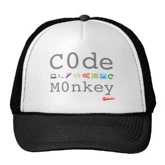 Cifre el mono gorra