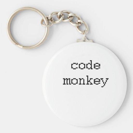 cifre el mono llaveros