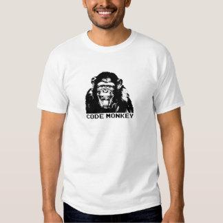 Cifre el mono remeras
