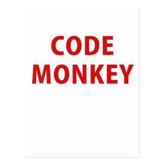 Cifre el mono postal