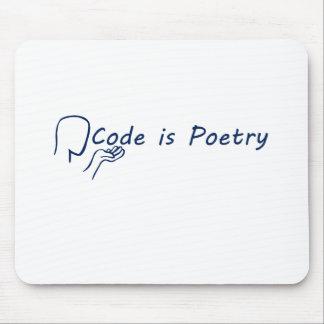 Cifre es poesía tapetes de raton