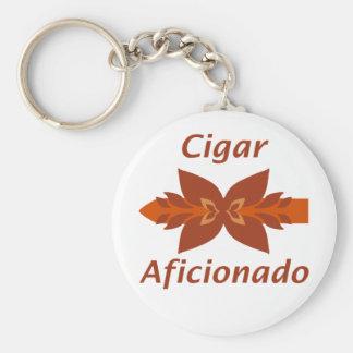 Cigar Aficionado Keychain