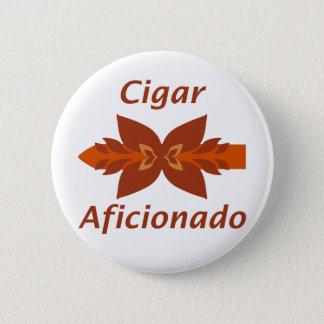 Cigar Aficionado Pinback Button