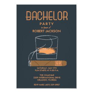 Bachelor Party Invitations Announcements Zazzle