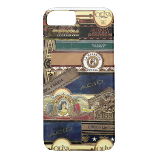 cigar bands iPhone 7 case