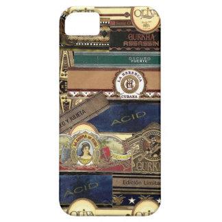 cigar bands iPhone SE/5/5s case