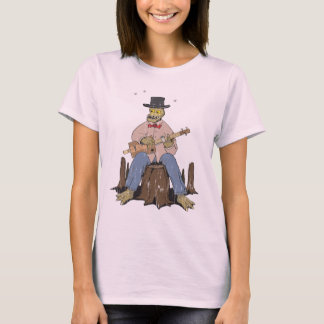 Cigar Box Gator T-Shirt
