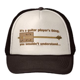Cigar Box Guitar Thing Hats
