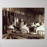Cigar Boys, 1909 Poster