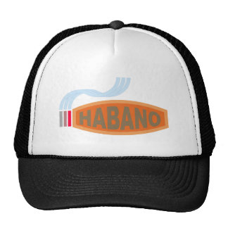 Cigar cigar Habano Trucker Hat