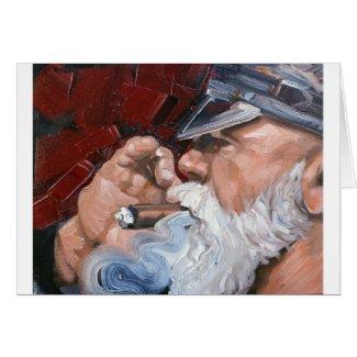Cigar Daddy, Card