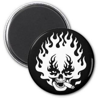cigar-flame-sk-DKT Magnet