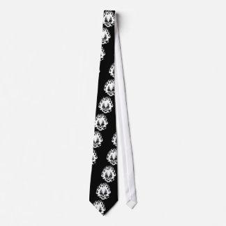 cigar-flame-sk-DKT Neck Tie