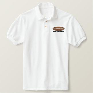 Cigar Geeks Embroidered Polo Shirt