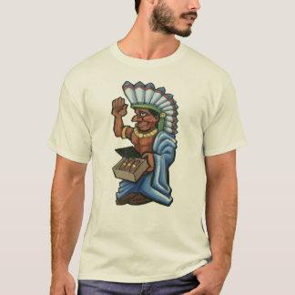 Cigar Indian T-Shirt