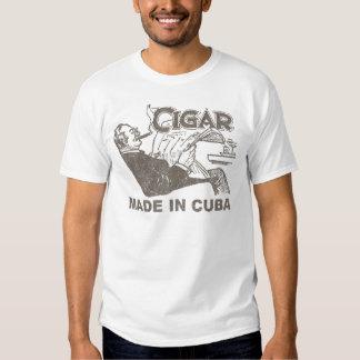 Cigar Made In Cuba T-Shirt