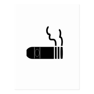 Cigar Postcard