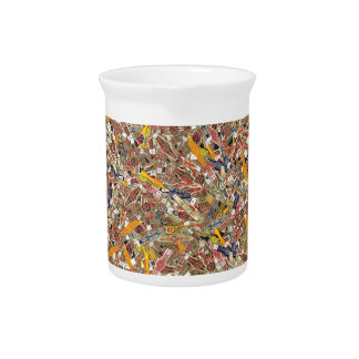 Cigar Ring Wrappers Beverage Pitcher