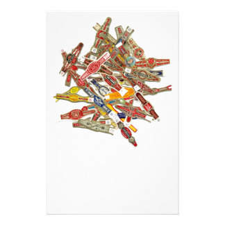 Cigar Ring Wrappers Stationery