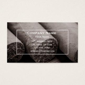 Cigar Shop Business Card