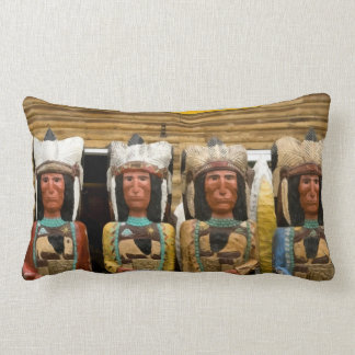 Cigar Store Indian statues Pillows