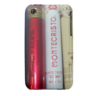 cigar tube iPhone 3 cover