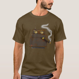Cigarbot T-Shirt