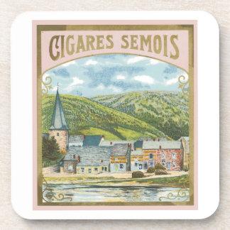 Cigares Semois Drink Coasters