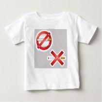 cigarette baby T-Shirt