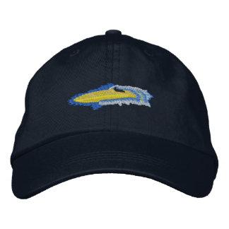 Cigarette Boat Embroidered Baseball Hat