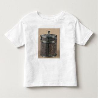 Cigarette box with shagreen sides, 1928 toddler t-shirt