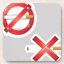 cigarette coaster