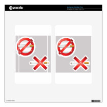 cigarette decal for kindle fire