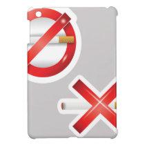 cigarette iPad mini cover