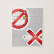 cigarette jigsaw puzzle