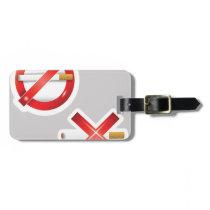 cigarette luggage tag