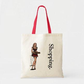 Cigarette Shopping Bag