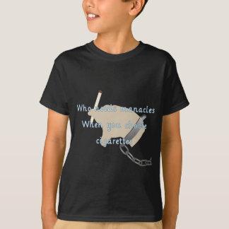 Cigarette Slavery T-Shirt