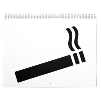Cigarette smoking calendar