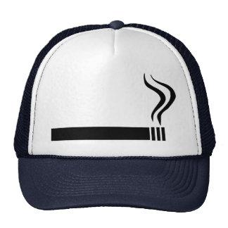 Cigarette Trucker Hat