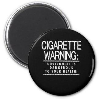 Cigarette Warning Magnet