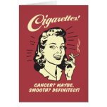 Cigarettes: Cancer Maybe Smooth Def. Card