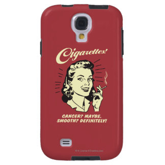 Cigarettes: Cancer Maybe Smooth Def. Galaxy S4 Case