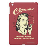 Cigarettes: Cancer Maybe Smooth Def. iPad Mini Covers