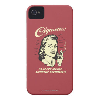 Cigarettes: Cancer Maybe Smooth Def. iPhone 4 Case-Mate Case