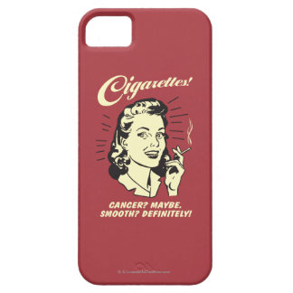 Cigarettes: Cancer Maybe Smooth Def. iPhone SE/5/5s Case